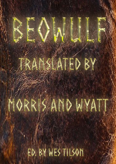 Beowulf-Translated-by-Morris-And-Wyatt-Book-Cover