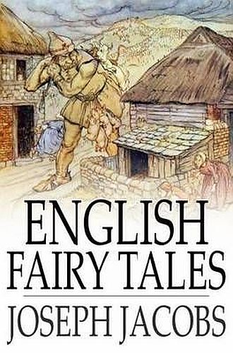 English Fairy Tales Cover