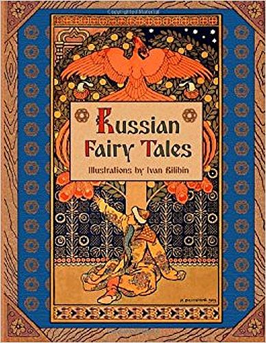 Russian Fairy Tales Cover