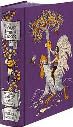 The Violet Fairy Book Cover