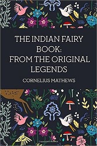 The Indian Fairy Book Cover