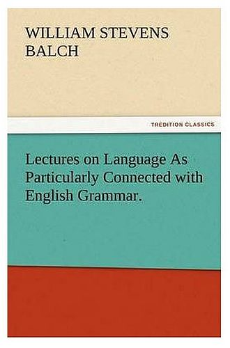 Lectures On Language Cover