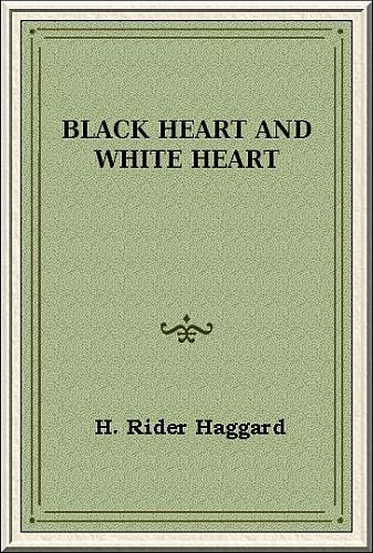 Black Heart and White Heart Cover