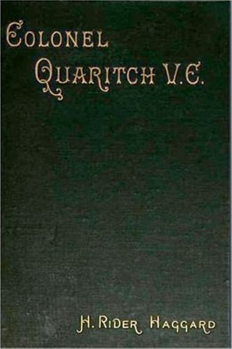 Colonel Quaritch Cover